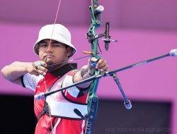 Bagas Prasatyadi, Atlet Panahan Indonesia Asal Klaten di Olimpiade Tokyo 2020