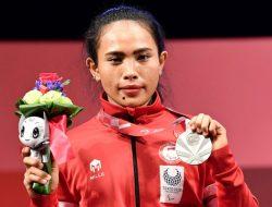 Ni Nengah Widiasih, Peraih Medali Perak Paralimpiade Tokyo 2020